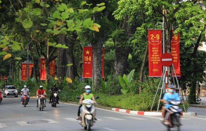 Ngày Quốc Khánh Việt Nam 2020. Ngày Quốc Khánh Việt Nam 2020 trong mùa dịch