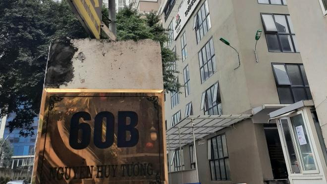 Cháu bé rơi từ tầng 13 tòa nhà 60B Nguyễn Huy Tưởng sức khỏe dần ổn định