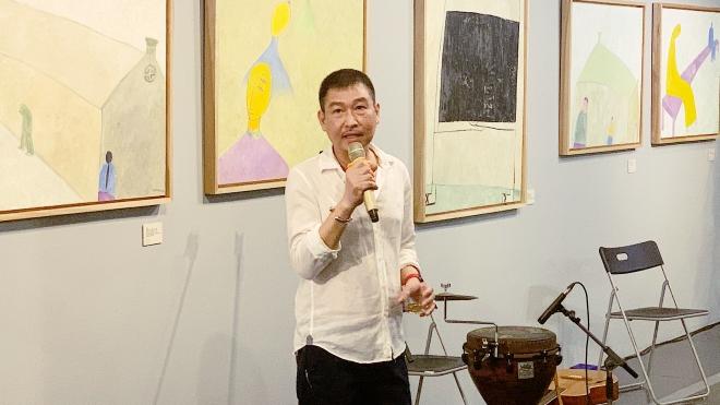 'Về Bến lạ' cùng Lê Thiết Cương: Nét vẽ tối giản của thơ ca