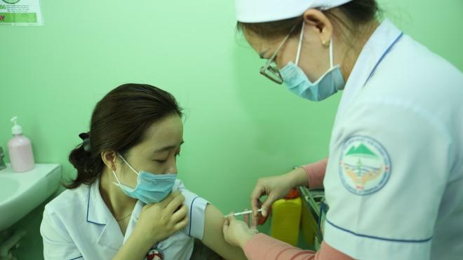 Không có ca mắc mới Covid-19, đã có 1.530 người được tiêm vaccine