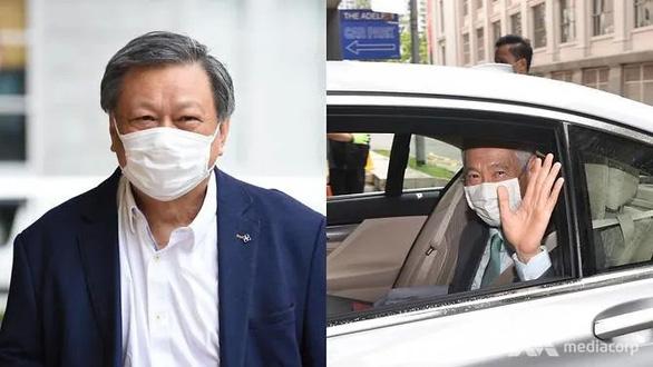 Tòa án Singapore buộc một blogger bồi thường gần 100.000 USD cho Thủ tướng Lý Hiển Long