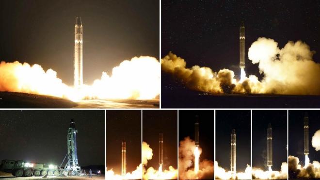 Triều Tiên phóng hai tên lửa hành trình tầm ngắn ngoài khơi Hoàng Hải