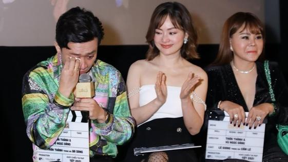 Trấn Thành phản ứng khi phim 'Bố già' bị spoil