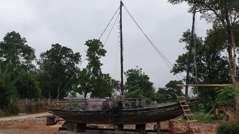 Kể chuyện lịch sử từ trong lòng đất: Đánh thức di sản thuyền cánh dơi vịnh Bắc Bộ