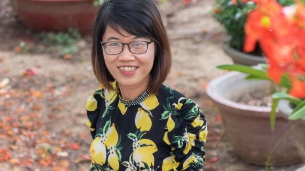 Gặp lại các tác giả được đưa vào sách giáo khoa: Nguyễn Thị Kim Hòa - Người biết 'gõ cửa trái tim'
