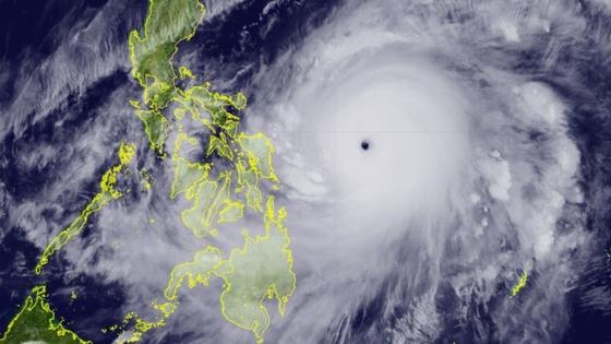 Từ ngày 20/4, siêu bão Surigae suy yếu dần