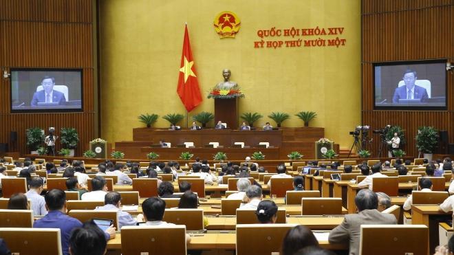 Tiếp tục kiện toàn nhân sự Quốc hội, Chính phủ