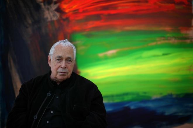 Howard Hodgkin, A Small Thing But My Own, Bộ sưu tập triệu đô về nghệ thuật Ấn Độ bị e ngại, Sưu tập nghệ thuật triệu đô, nghệ thuật ấn độ