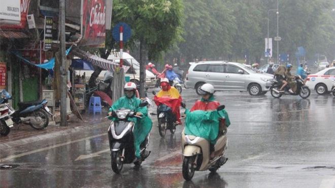 Thời tiết hôm nay, Dự báo thời tiết, Miền Bắc có mưa nhỏ rải rác trời oi bức, thời tiết, thời tiết hà nội, dự báo thời tiết hôm nay