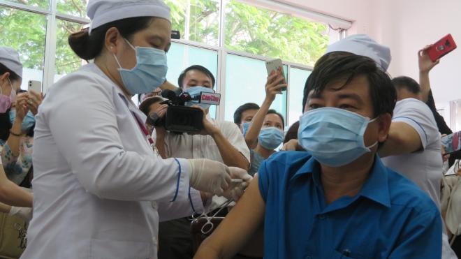 46.937 người Việt Nam được tiêm chủng vaccine phòng Covid-19