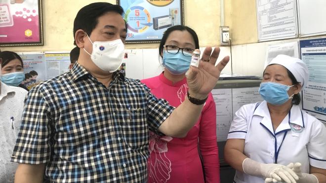 Bộ Y tế kêu gọi người dân đồng lòng bảo vệ thành quả chống dịch Covid-19