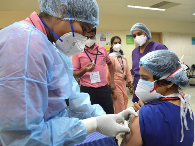Tình hình dịch Covid-19, Covid-19 mới nhất, Dịch Covid-19, Dịch covid ở Ấn Độ, số ca tử vong ở ấn độ, số ca nhiễm ở ấn độ, tiêm chủng phòng covid