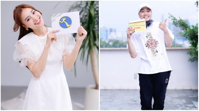 Ninh Dương Lan Ngọc và Karik tham gia Running Man Việt Nam mùa 2