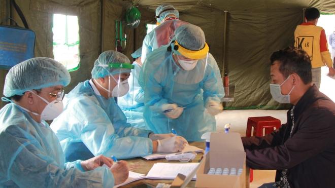 Truy vết trường hợp liên quan ca mắc Covid-19 xuất cảnh ở Lạng Sơn