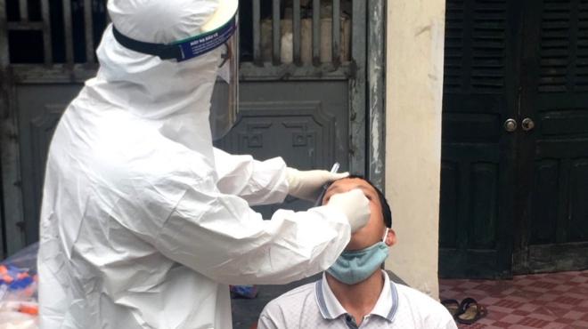 Hà Nội ghi nhận thêm 1 ca dương tính với SARS-CoV-2