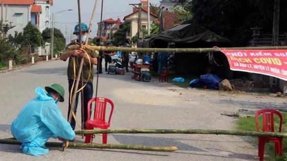 Khởi tố vụ án làm lây lan dịch bệnh truyền nhiễm tại thôn Quan Nhân, Hà Nam