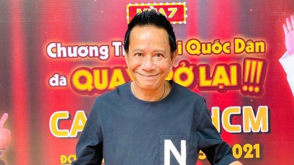 Nghệ sĩ Bảo Chung làm giám khảo 'Thách thức danh hài'
