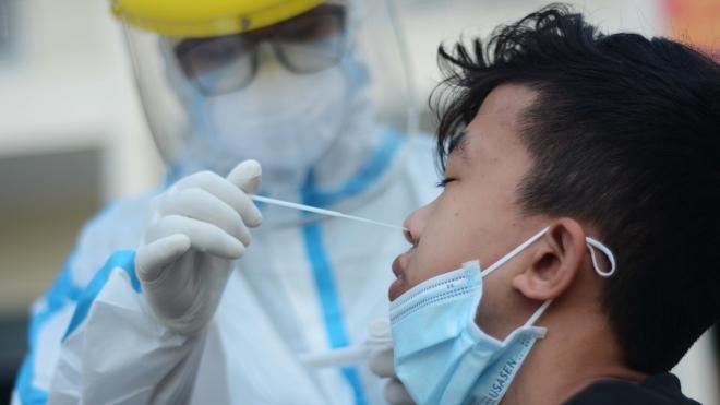 Hà Nội: Tăng tốc xét nghiệm Covid-19 ổ dịch tại huyện Thường Tín