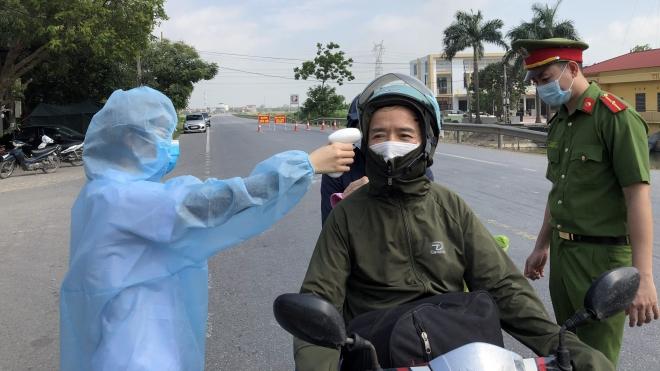 Bắc Ninh: 15 ngày 'thần tốc' chống 'giặc COVID-19'