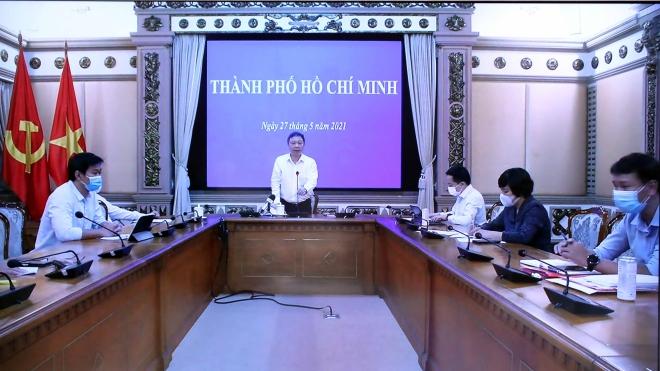 Dịch Covid-19 ở Thành phố Hồ Chí Minh đang trong tầm kiểm soát