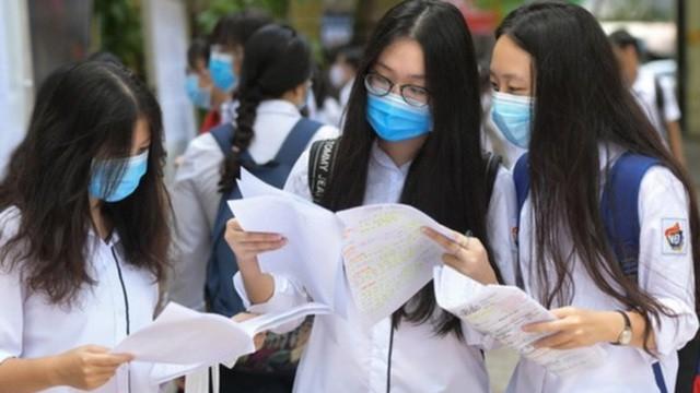 Hơn 93.000 thí sinh Hà Nội bước vào kỳ thi lớp 10 năm học 2021-2022