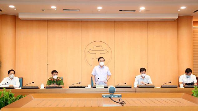 Thủ đô Hà Nội thành lập Quỹ vaccine Covid-19