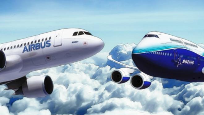 Lý do phía sau thỏa thuận ngừng bắn giữa Airbus Boeing, Airbus, Boeing, máy bay Airbus, máy bay Boeing