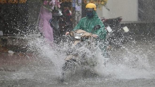 Thời tiết hôm nay 22/6: Bắc Bộ và Bắc Trung Bộ mưa dông