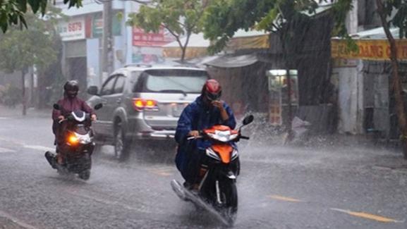 Bắc Bộ mưa dông, từ Thanh Hóa đến Phú Yên có nắng nóng và nắng nóng gay gắt