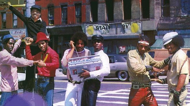'The Mesage' - ca khúc vĩ đại nhất của hip-hop