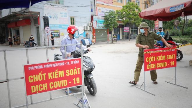 Hà Nội tìm được 20 người liên quan đến một ca Covid-19 trốn viện ở Bắc Giang