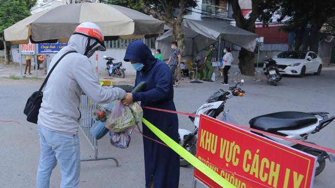 Thông tin chi tiết 5 ca mắc Covid-19 trong một gia đình ở Hà Nội