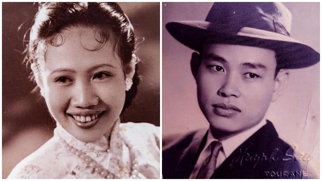 Chuyện ít biết về nhạc sĩ Lê Trọng Nguyễn (kỳ 1): Nên duyên chồng vợ cùng cô láng giềng