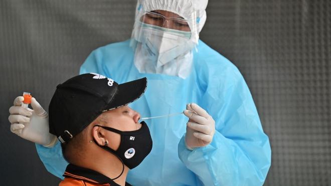 Dịch Covid-19: Thái Lan xác nhận các trường hợp nhiễm đồng thời hai biến thể