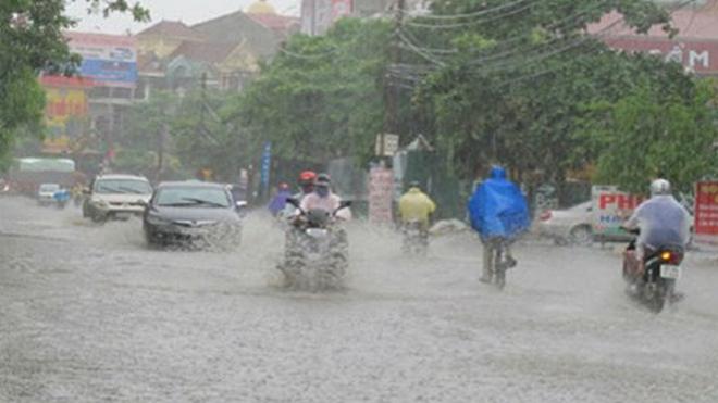 Thời tiết hôm nay, Dự báo thời tiết, Thời tiết hôm nay cả nước có mưa dông, thời tiết Hà Nội, Thời tiết TP HCM