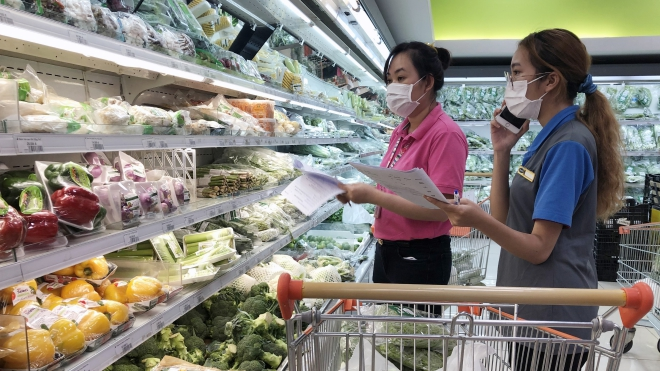 TP HCM kịp thời đổi mới cách đưa thực phẩm vào khu dân cư