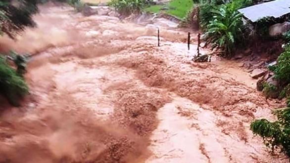 Vùng núi Bắc Bộ nguy cơ lũ quét, sạt lở đất, Tây Nguyên và Nam Bộ có mưa to