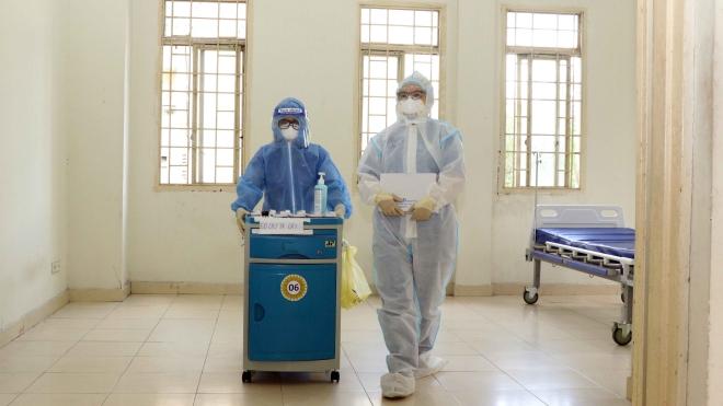 Bộ Y tế ra công văn yêu cầu bảo đảm cấp cứu, điều trị người bệnh Covid-19
