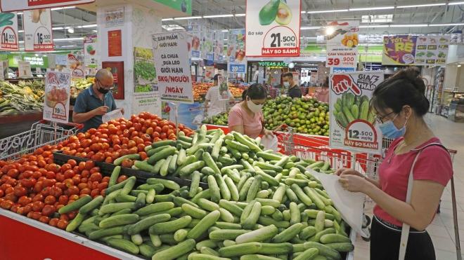 Hà Nội hàng hóa thiết yếu đầy đủ, người dân không phải mua hàng tích trữ