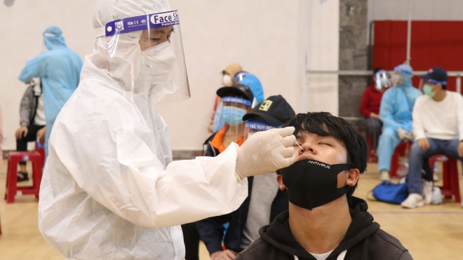 Cập nhật dịch Covid-19 ngày 3/8: Hà Nội sẵn sàng chiến dịch 'thần tốc' tiêm vaccine