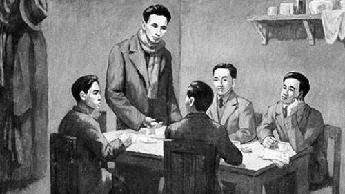 76 năm Cách mạng Tháng Tám (19/8/1945-19/8/2021): Chủ tịch Hồ Chí Minh với Cách mạng Tháng Tám