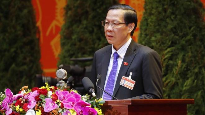 Ông Phan Văn Mãi được bầu giữ chức Chủ tịch UBND TP.HCM