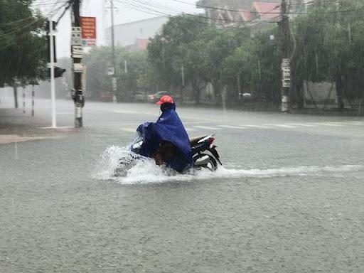 Nhiều khu vực có mưa to, đề phòng lũ quét sạt lở vùng núi
