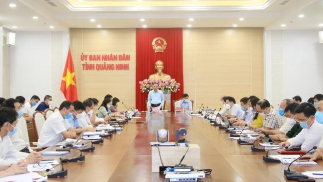 Báo cáo Quy hoạch tỉnh Quảng Ninh thời kỳ 2021-2030 tầm nhìn đến năm 2050