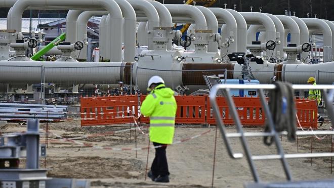 Dự án đường ống Dòng chảy phương Bắc 2 sẽ hoàn thành xây dựng trong tuần này
