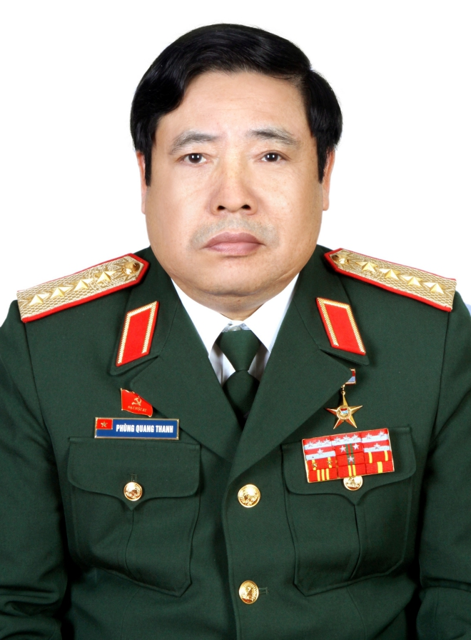 Đại tướng Phùng Quang Thanh từ trần, Đại tướng Phùng Quang Thanh, tiểu sử Đại tướng Phùng Quang Thanh, Phùng Quang Thanh, Đại tướng Bộ trưởng Quốc phòng Phùng Quang Thanh