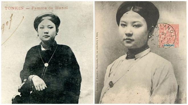 Ảnh = Ký ức = Lịch sử (Kỳ 6): Người mẫu của Hà Nội xưa?