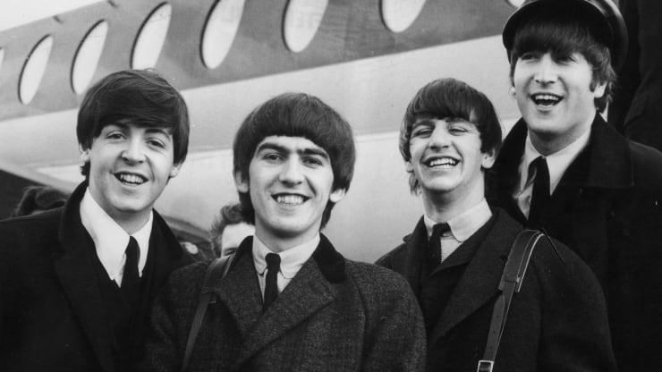 The Beatles, Ban nhạc The Beatles, Ban nhạc The Beatles trở lại với ba tác phẩm, Paul McCartney