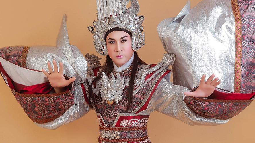 NSƯT Kim Tử Long: 'Tôi làm vì nghệ thuật, không đặt nặng tiền bạc'