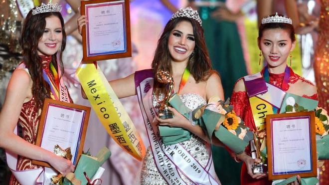 Chùm ảnh: Người đẹp Mexico đăng quang Hoa hậu du lịch thế giới 2019